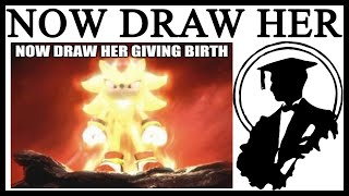 Why Does Everyone Want To Draw Her Giving Birth?