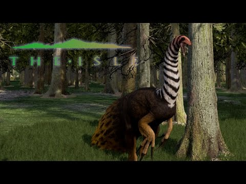 Tales from The Isle - An Unusual Theropod