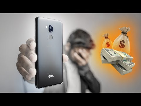 The LG G7 One Is WAY Too Expensive!