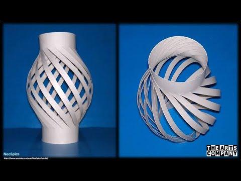 how to make paper art ! diwali ! tutorial ! the art company !