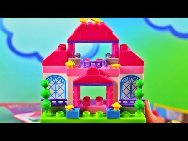 Barbie Budowniczy • Budowa Domku Barbie • Barbie Bądź Kim Chcesz • Openbox