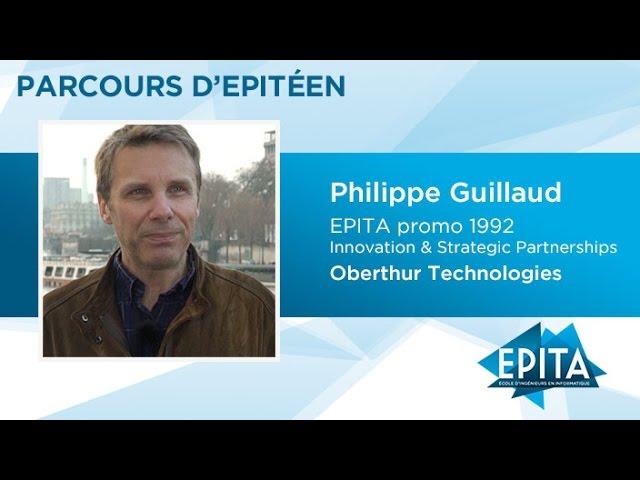 Parcours d'Epitéen - Philippe Guillaud (promo 1992) - Oberthur Technologies