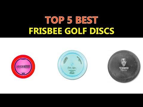 Best Frisbee Golf Discs 2020