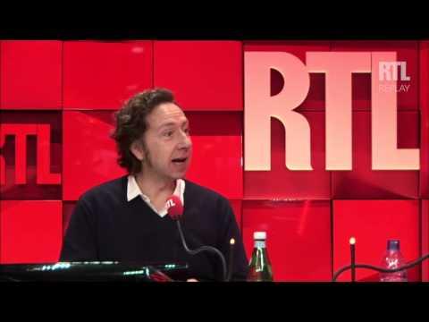 A la bonne heure - Stéphane Bern et Edouard Baer - Jeudi 21 Janvier 2016 - partie 1 - RTL - RTL