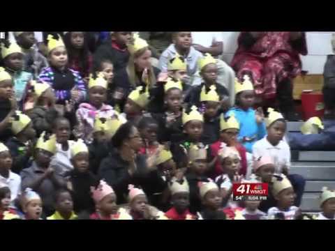 Southfield Elementary School celebrates Black History Month