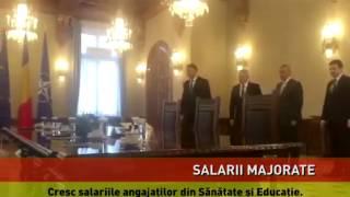 Liviu Dragnea anunță salarii mai mari în Sănătate și Educație