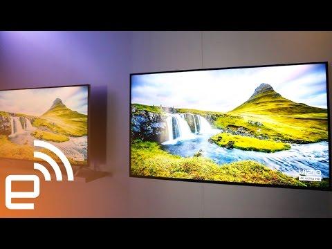 The Vizio M-Series 4K TVs | Engadget
