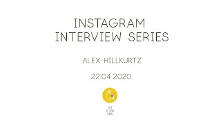 Sketching Interview Series - E02 - Alex Hillkurtz - Instagram Live recording