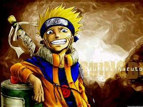 Naruto - Naruto's Theme song