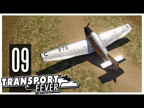 Transport Fever - Ep.09 : Back In Time!