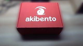 Akibento unboxing | Wrzesień 2016 | POWER