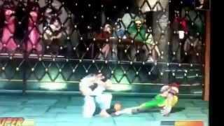 Godzilla plays street fighter 2 hd part 5 of 7