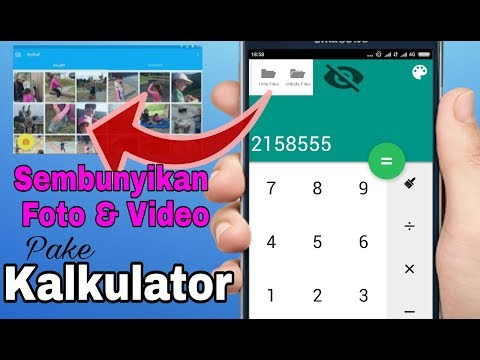 How To Hide Images And Videos Using The Calculator