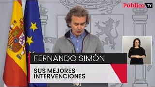 Las mejores intervenciones de Fernando Simón