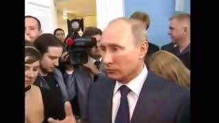 Путин о дебатах с оппозицией перед выборами