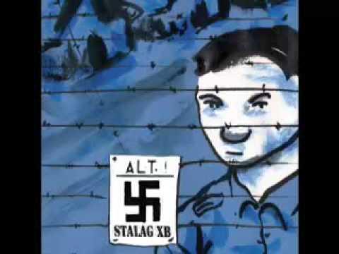 Stalag XB booktrailer BeccoGiallo