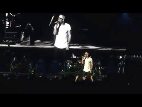 Come Over - Kenny Chesney & Sam Hunt - Spread the Love Tour Auburn, AL 4/23/16