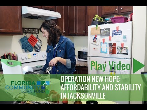 FCLF and Operation New Hope, Restoring Jacksonville's Springfield Community