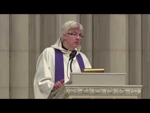 March 12, 2017: Sunday Sermon by The Very Rev. June Osborne