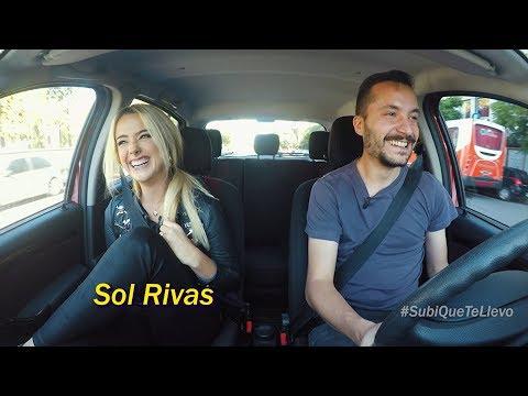 #SubiQueTeLlevo - Sol Rivas