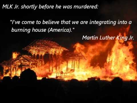Malcolm X Wallpaper Quotes America Is A Burning House And The Whole World Is Doomed