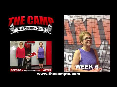 Jacksonville FL Weight Loss Fitness 6 Week Challenge Results - Vanessa M.