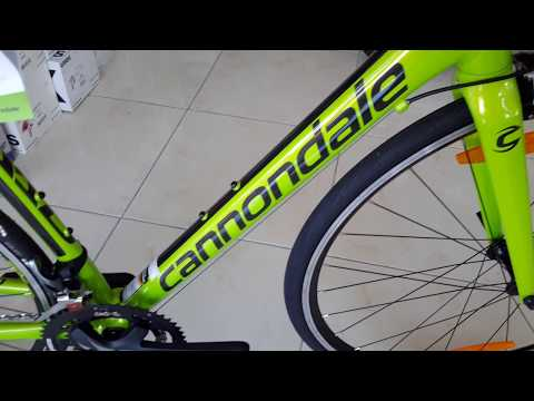 e7f0ff4d0c4 Bike Traction : CANNONDALE CAAD OPTIMO TIAGRA 2017 - YouTube