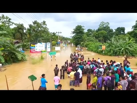 Death toll rises after floods and mudslides hit Sri Lanka