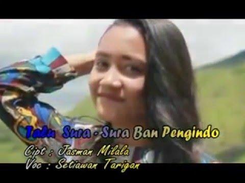 Satiawan Tarigan - Talu Sura Sura Ban Pengindo (Lagu Karo Terbaru)