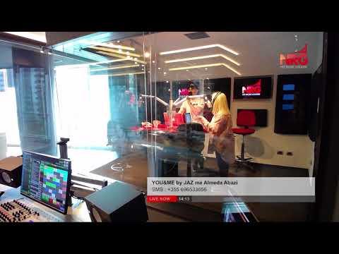 Almeda ABAZI në ENERGY Radio - You&Me by JAZ Full Interview