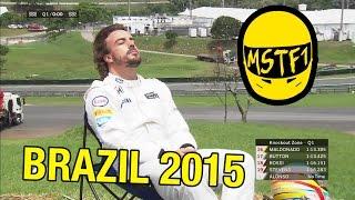 2015 Brazilian Grand Prix – Mystery Science Theater F1