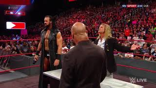 Dean Ambrose return in raw Dean Ambrose is Back - The Shield Returns in Raw,