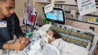 USA: Mutter darf wegen Einreiseverbot nicht zu ihrem sterbenden Kind