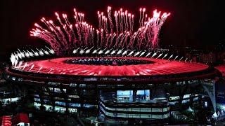Церемония закрытия Олимпиады: небо над Рио украсили фейерверки (новости)(http://ntdtv.ru/ Церемония закрытия Олимпиады: небо над Рио украсили фейерверки. Олимпийские игры 2016 года завершил..., 2016-08-22T07:53:42.000Z)