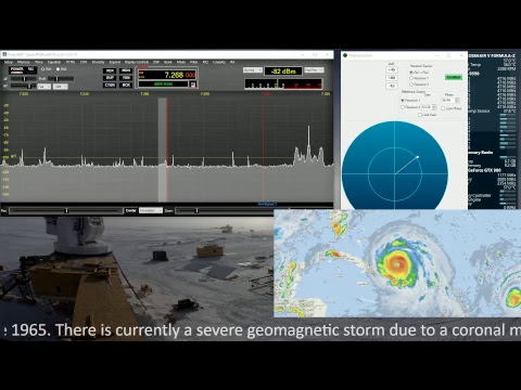 Amateur Radio: Hurricane Irma