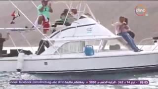 الاخبار - عمر حجازى... مصرى من ذوى الاحتياجات الخاصة يحقق رقماً قياسياً فى عبور خليج العقبة