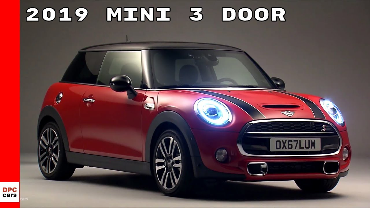 2019 mini 3 door hatchback walkaround interior drive youtube. Black Bedroom Furniture Sets. Home Design Ideas