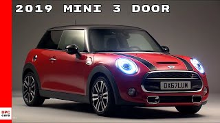 2019 Mini 3 Door Hatchback Walkaround, Interior, Drive