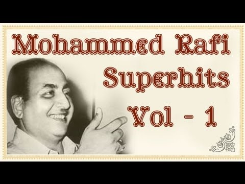 Non Stop Mohd Rafi Superhit Songs Collection (HD) - Jukebox 1 - Mohammed Rafi Hit Songs