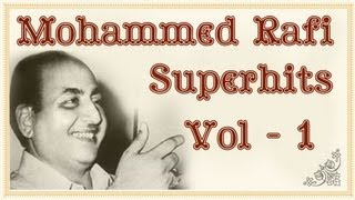 Non Stop Mohd Rafi Superhit Songs Collection - Jukebox 1 - Mohammed Rafi Hit Songs