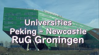Universities of Groningen, Newscastle and Peking _ Memory Moments