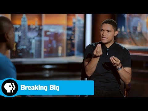 Trevor Noah: Roots Across Africa | BREAKING BIG | PBS