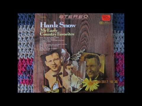 Hank Snow --- Rose Of The Rio