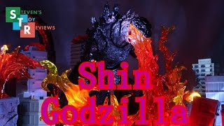 S.H. MonsterArts Shin Godzilla 2016 Review シンゴジラ(ゴジラ 2016)
