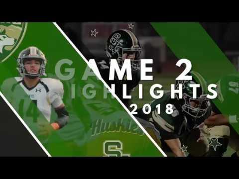 2018 Game 2 Highlights vs Don Lugo