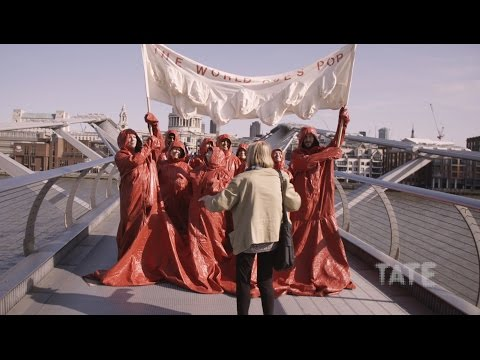 Nicola L And The Red Coat – Same Skin For Everybody | TateShots