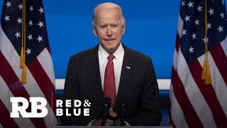 When will the official Biden transition begin?