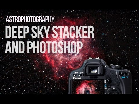 Astrophotography Tutorial – Deep Sky Image Processing with Photoshop