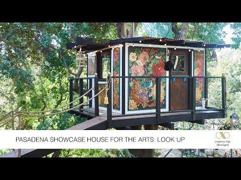 PASADENA SHOWCASE HOUSE: LOOK UP