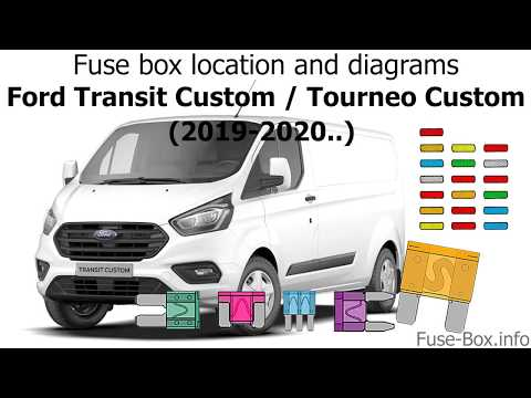 [DIAGRAM_38YU]  Fuse box location and diagrams: Ford Transit Custom (2019-2020..) - YouTube | Ford Transit Fuse Box Layout 2001 |  | YouTube